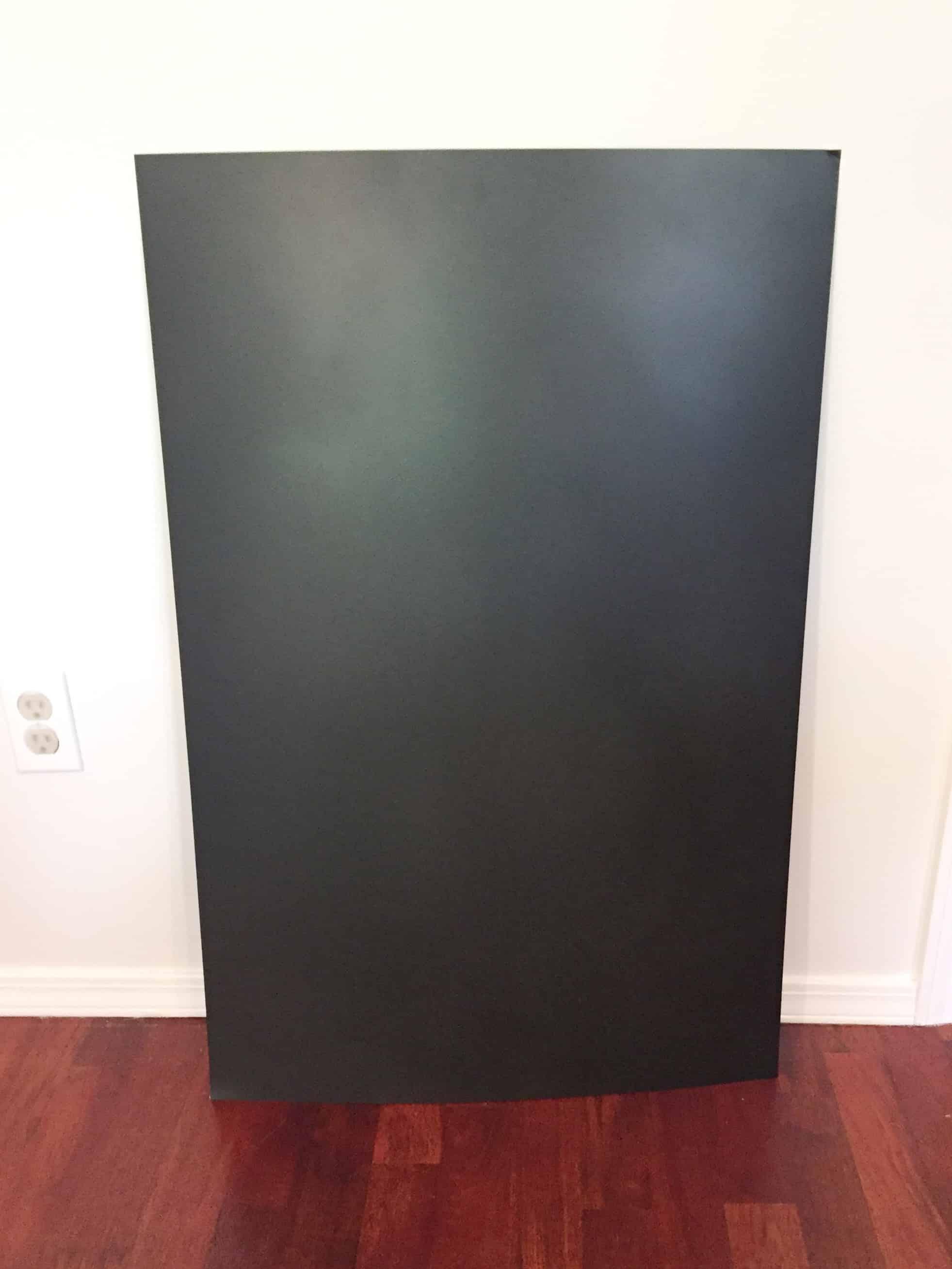 diy-Magnetic Chalkboard - www.arinsolangeathome.com