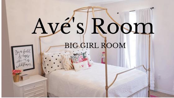 Toddler girl room - www.arinsolangeathome.com