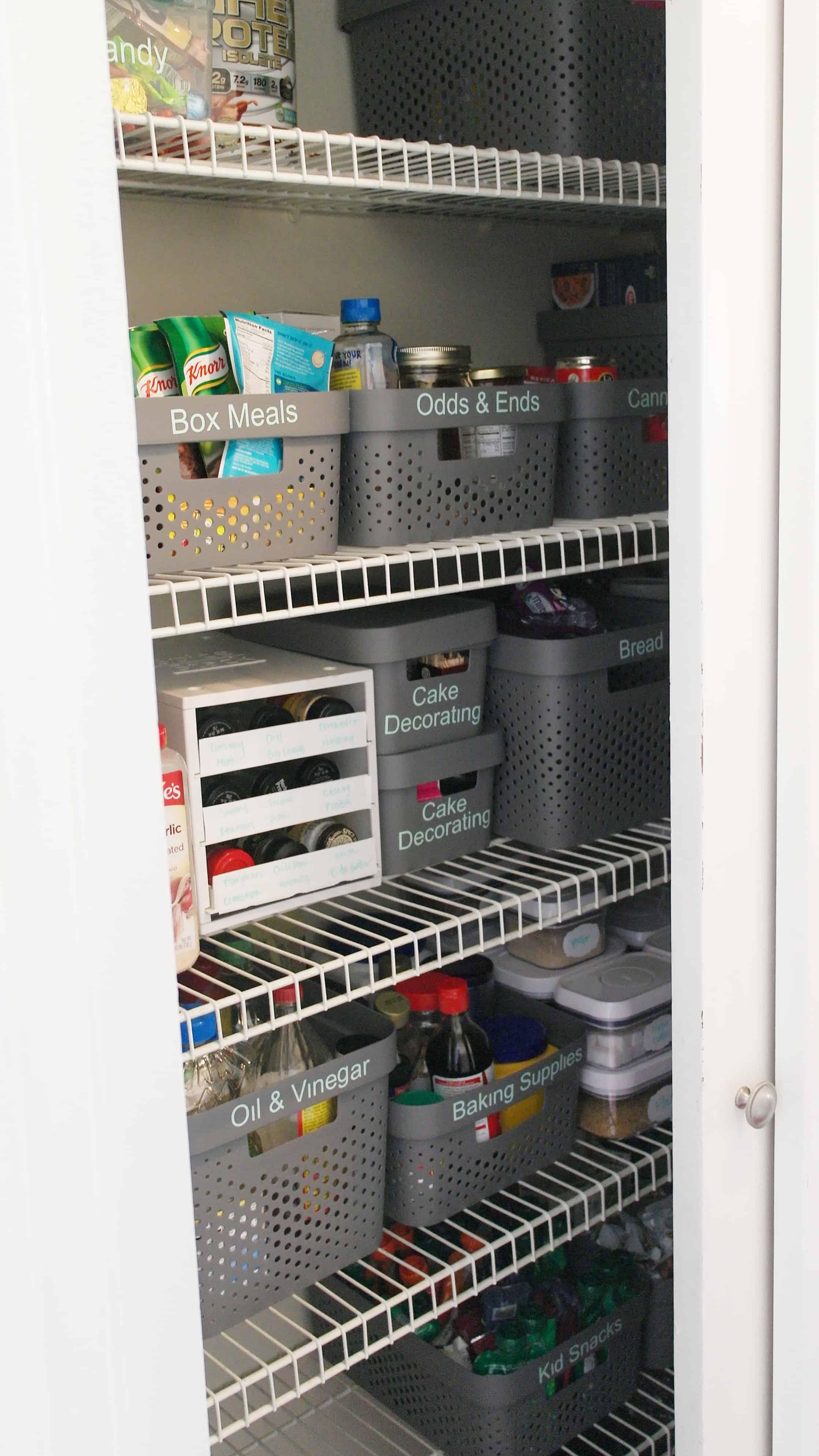 Pantry Organization www.arinsolangeathome.com