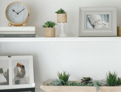 DIY Succulent planter - www.arinsolangeathome.com