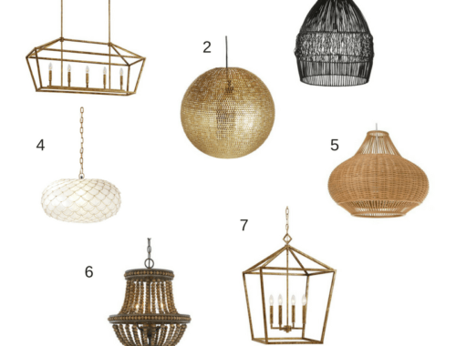 Dining Room Lighting for under $300 - www.arinsolangeathome.com