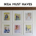 Favorite Ikea Items