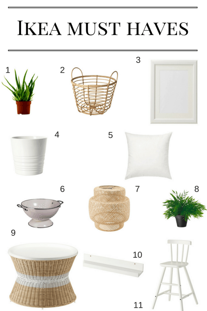 Ikea must haves | Favorite Ikea Items