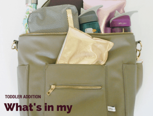 whats in my toddler diaper bag - arinsolangeathome.com
