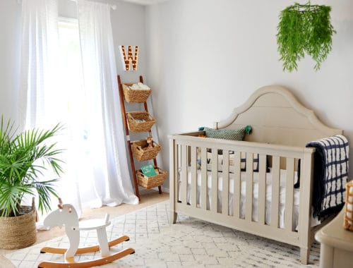 Bright Natural Nursery - www.arinsolangeathome.com