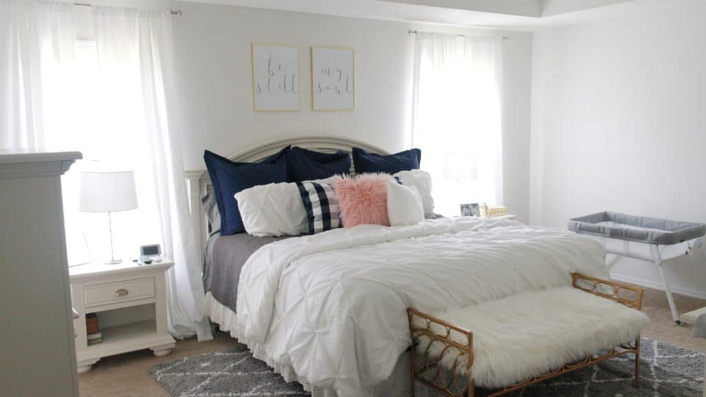 Master Bedroom   House Tour
