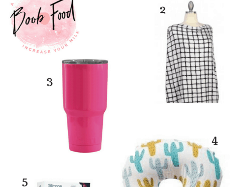 Nursing Mom Favorites - www.arinsolangeathome.com