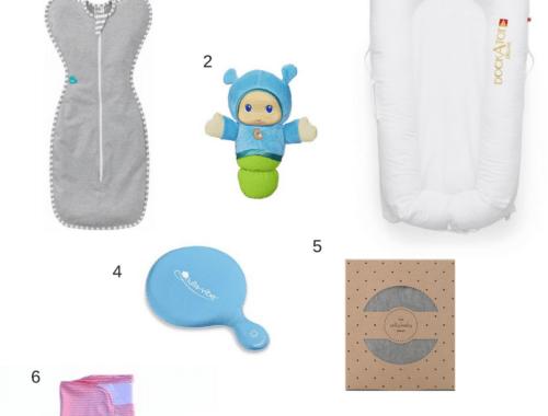 Newborn Sleep Favorites - www.arinsolangeathome.com