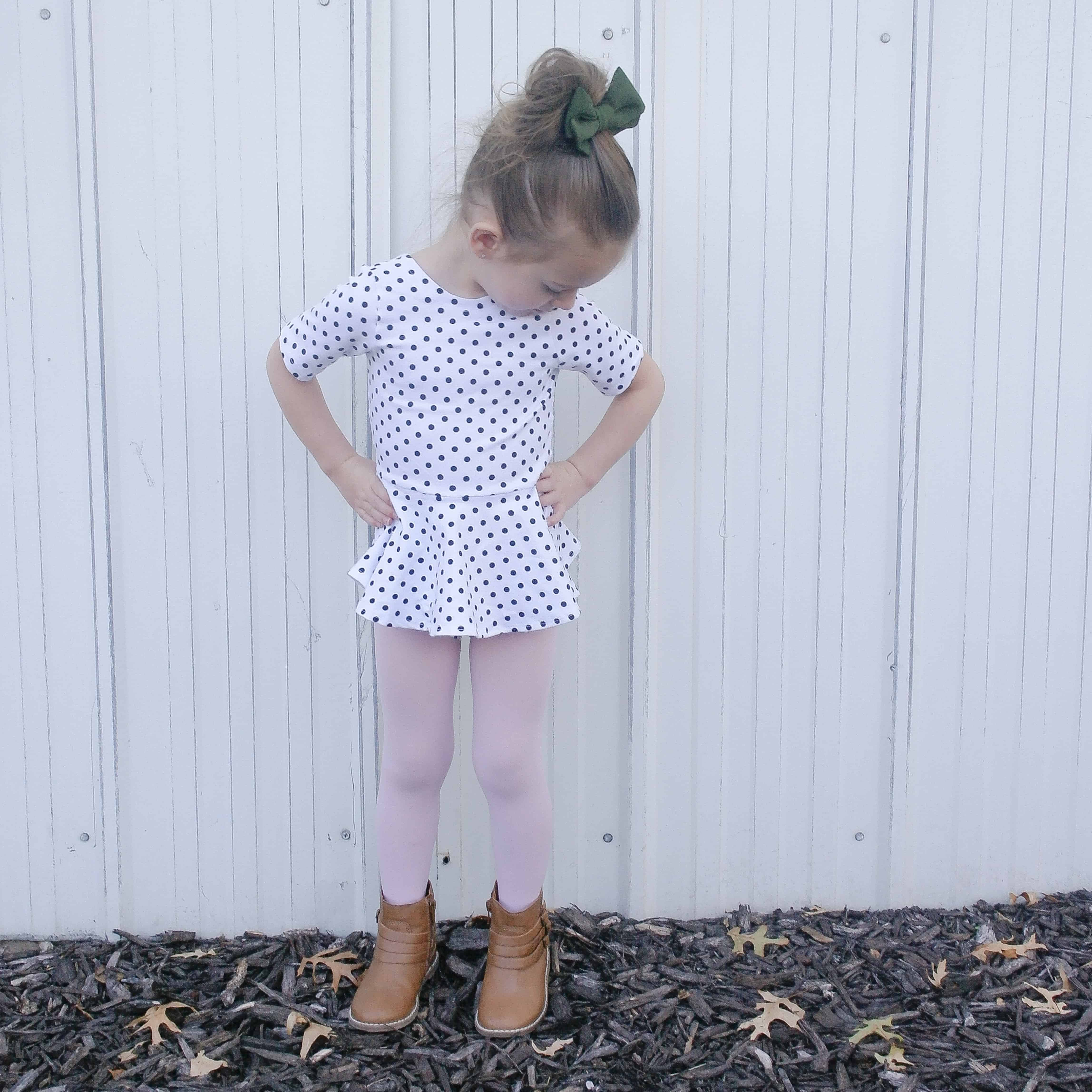 Toddler Dance Clothes