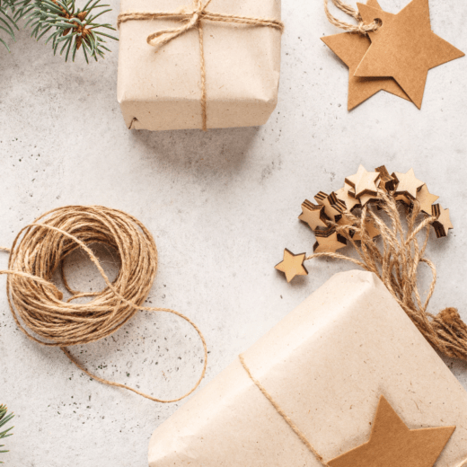 neutral Christmas gifts