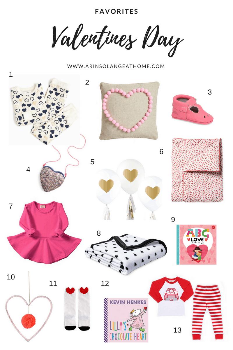 Valentines Day Favorites - www.arinsolangeathome.com