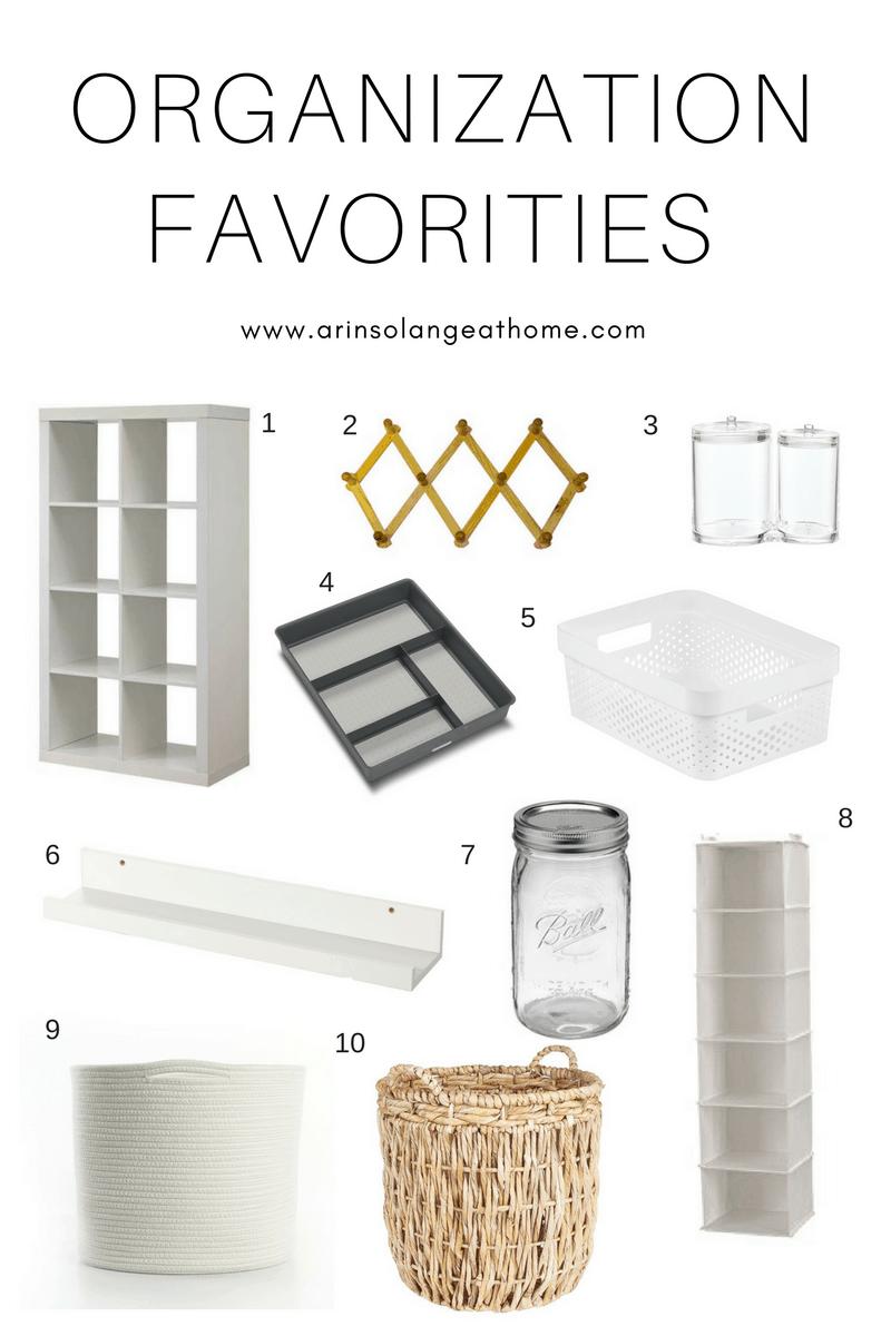 Organization Favorites | Organization Favorites