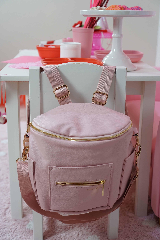 blush fawn design mini