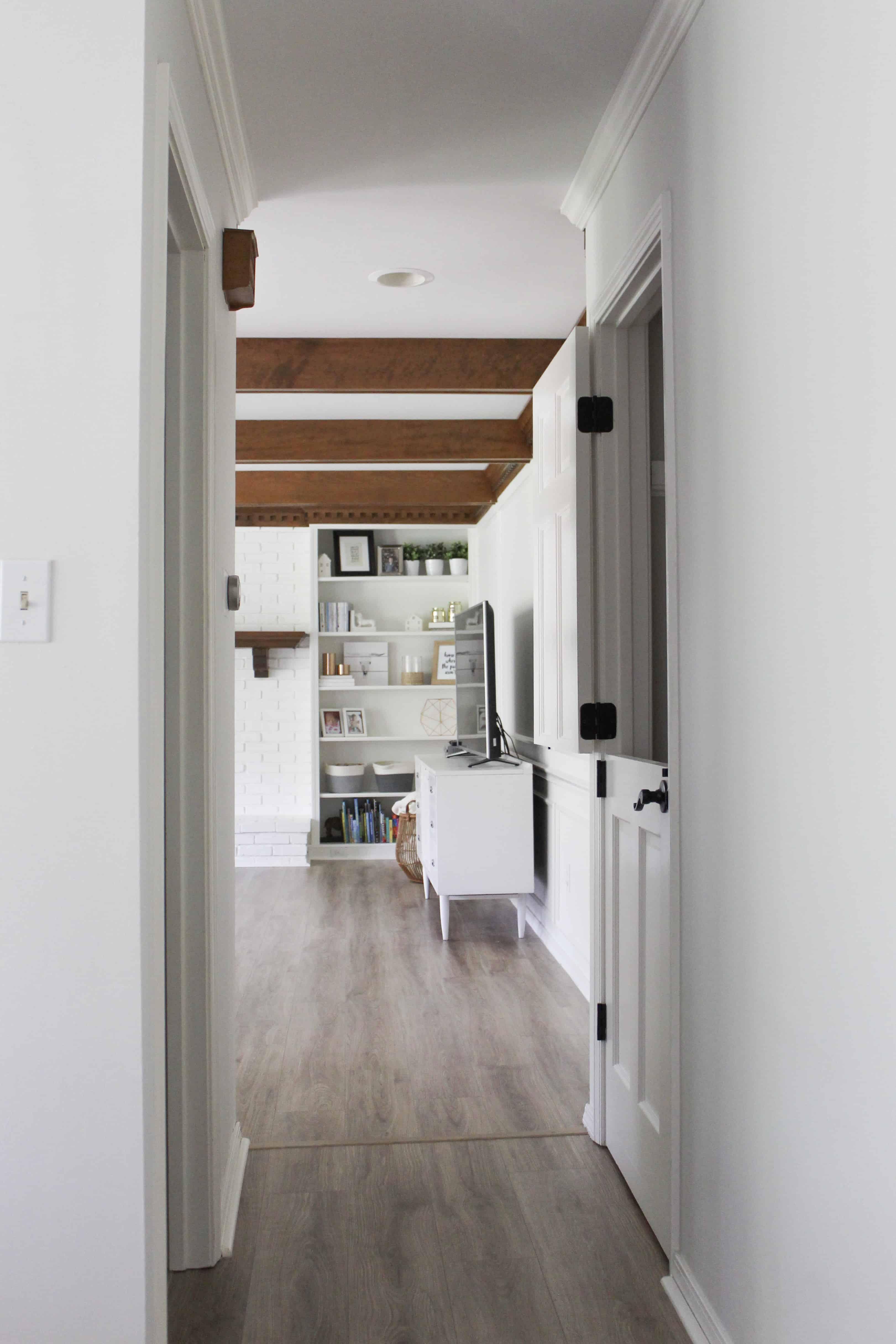 basement dutch door