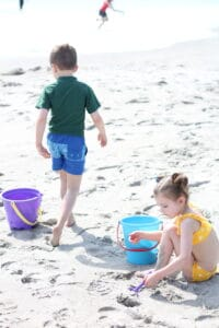 Baby and toddler beach must haves