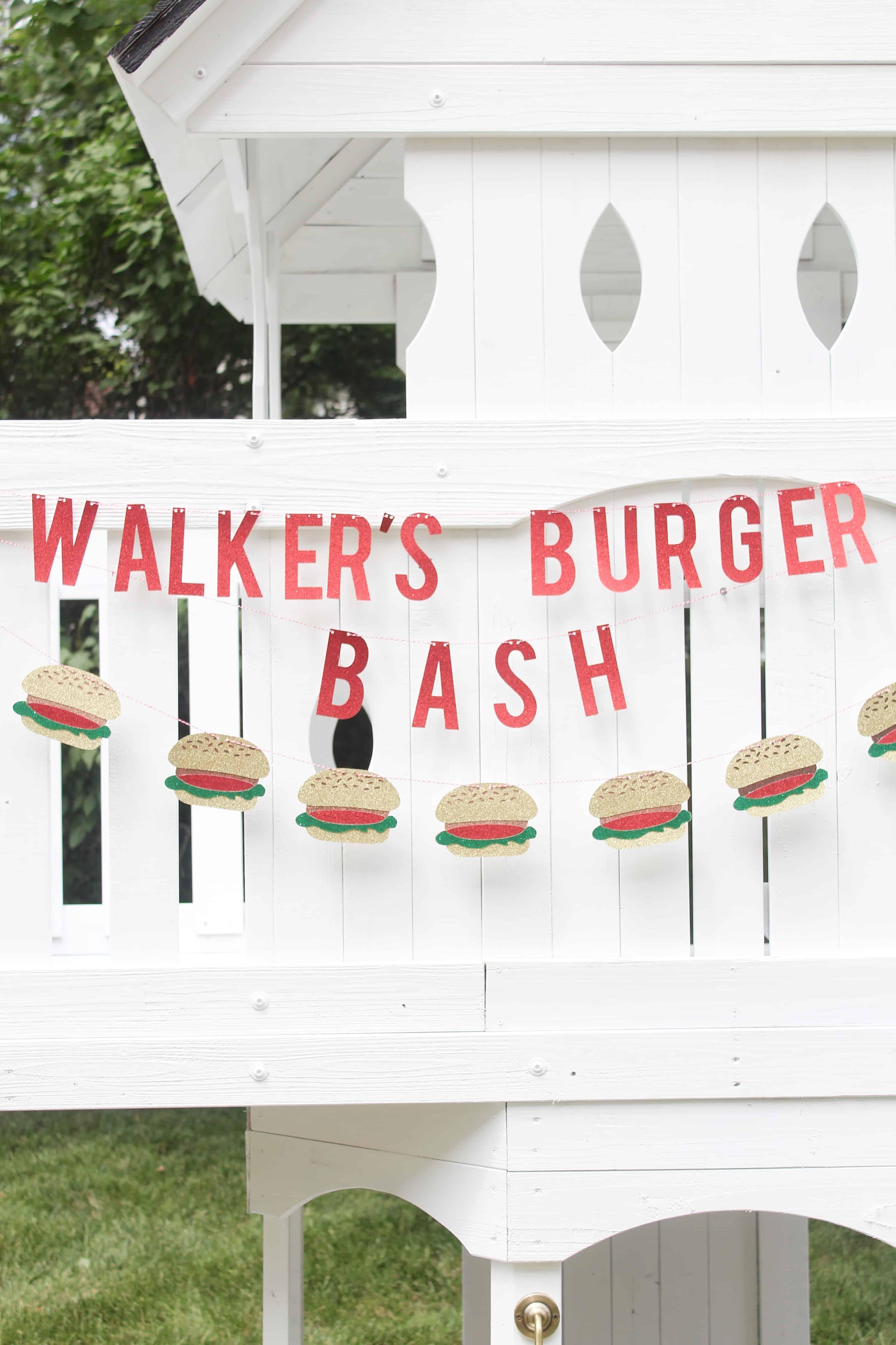 Walker's Burger Bash