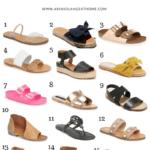 Favorite Summer Shoes