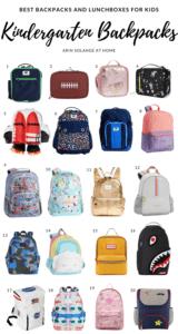best kindergarten backpacks