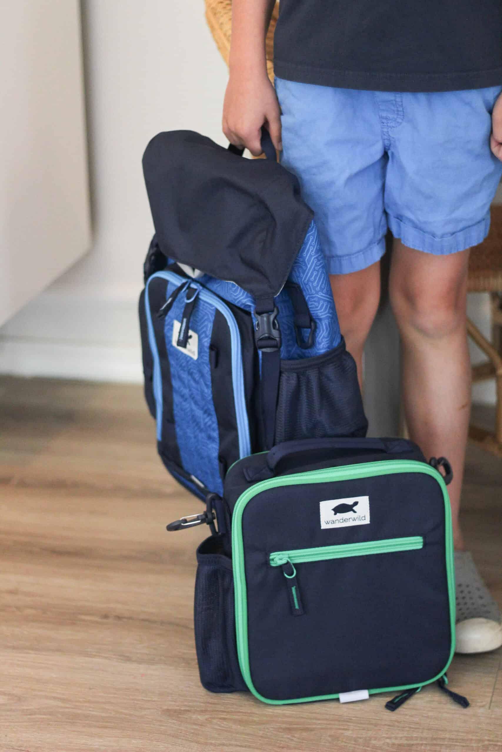 Wanderwild backpacks for kids