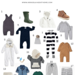Fall Baby Boy Fashion Favorites