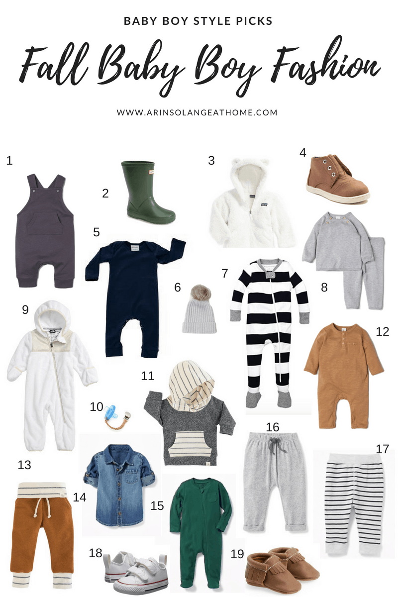 fall baby boy fashion