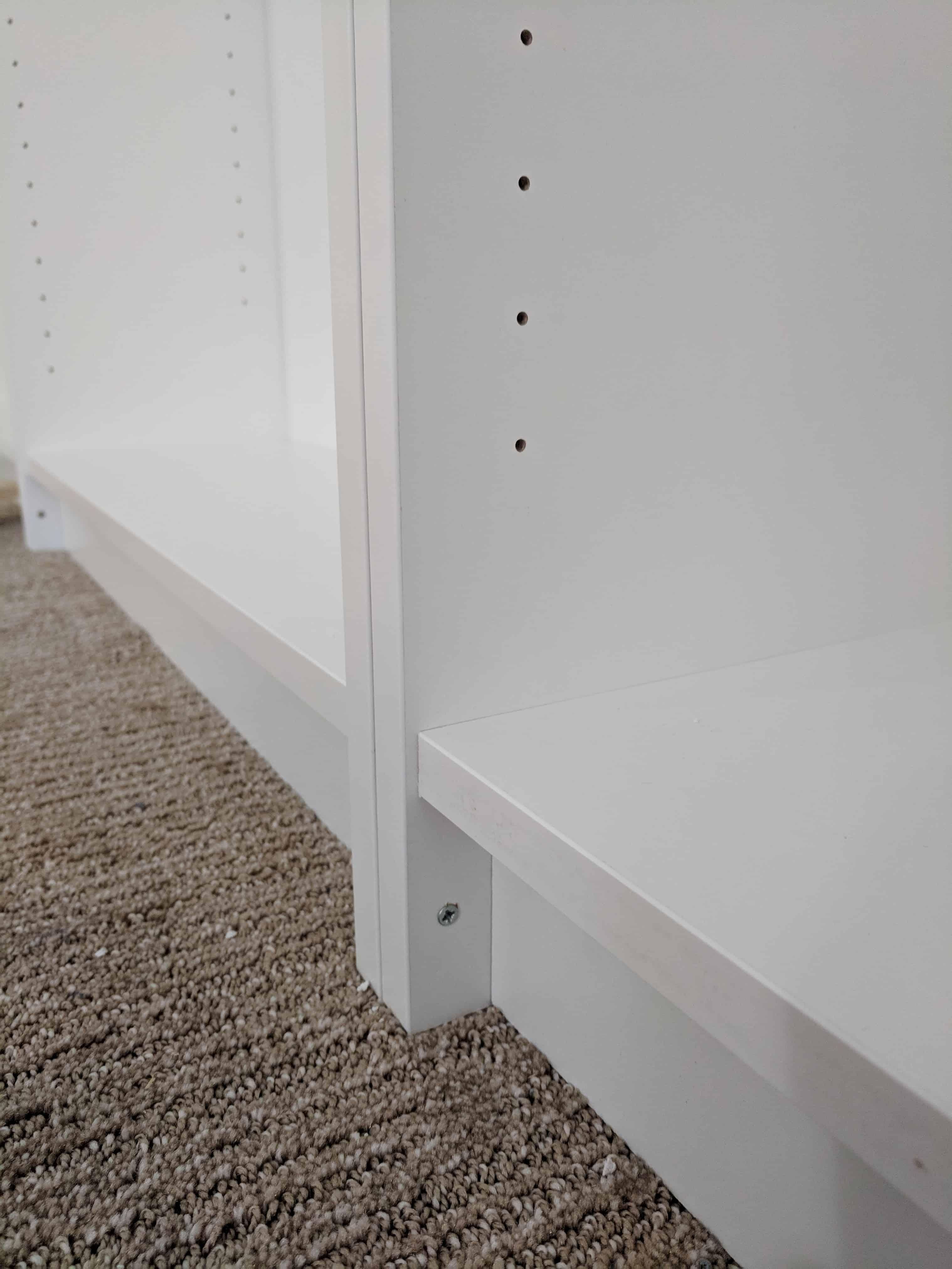 Ikea built in hack
