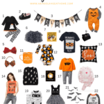 Family Halloween Outfits and Home wear