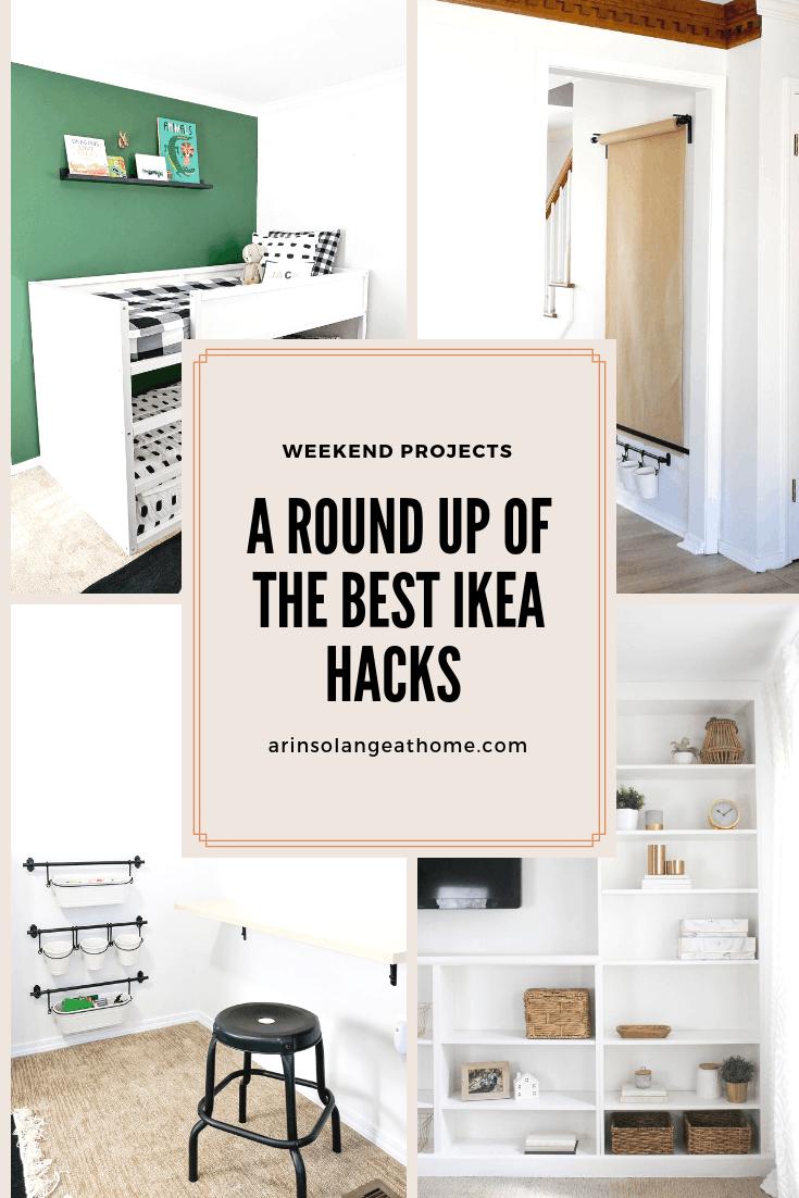 Best IKEA hacks round up