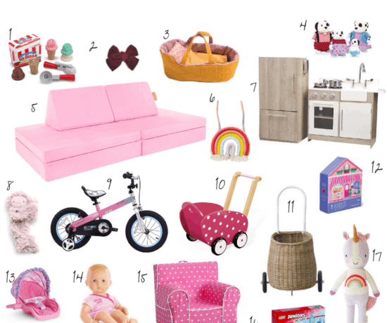 best toddler girl gifts