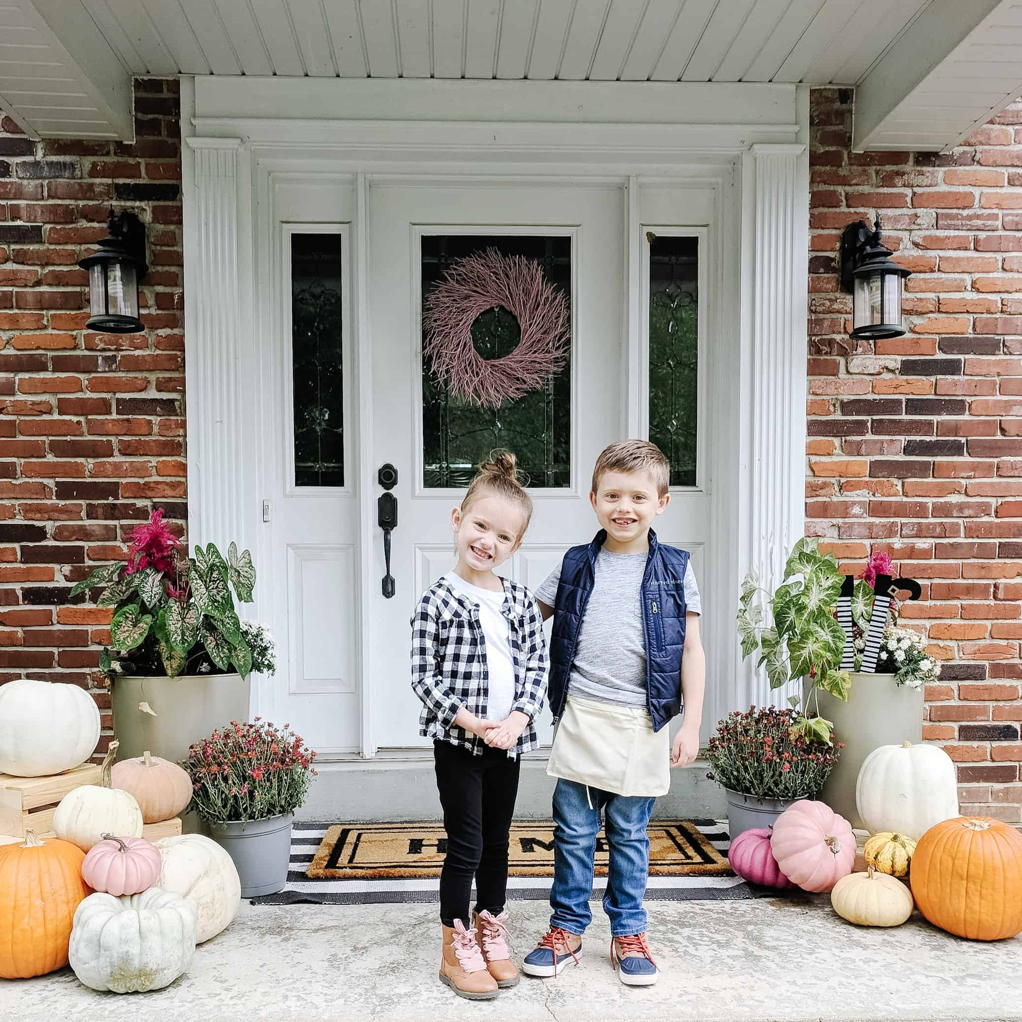 toddler chip and Joanna costume