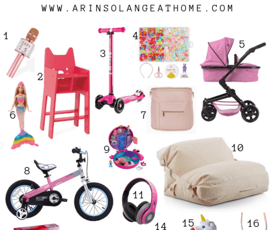 guide for the best gifts for a 6 year old girl