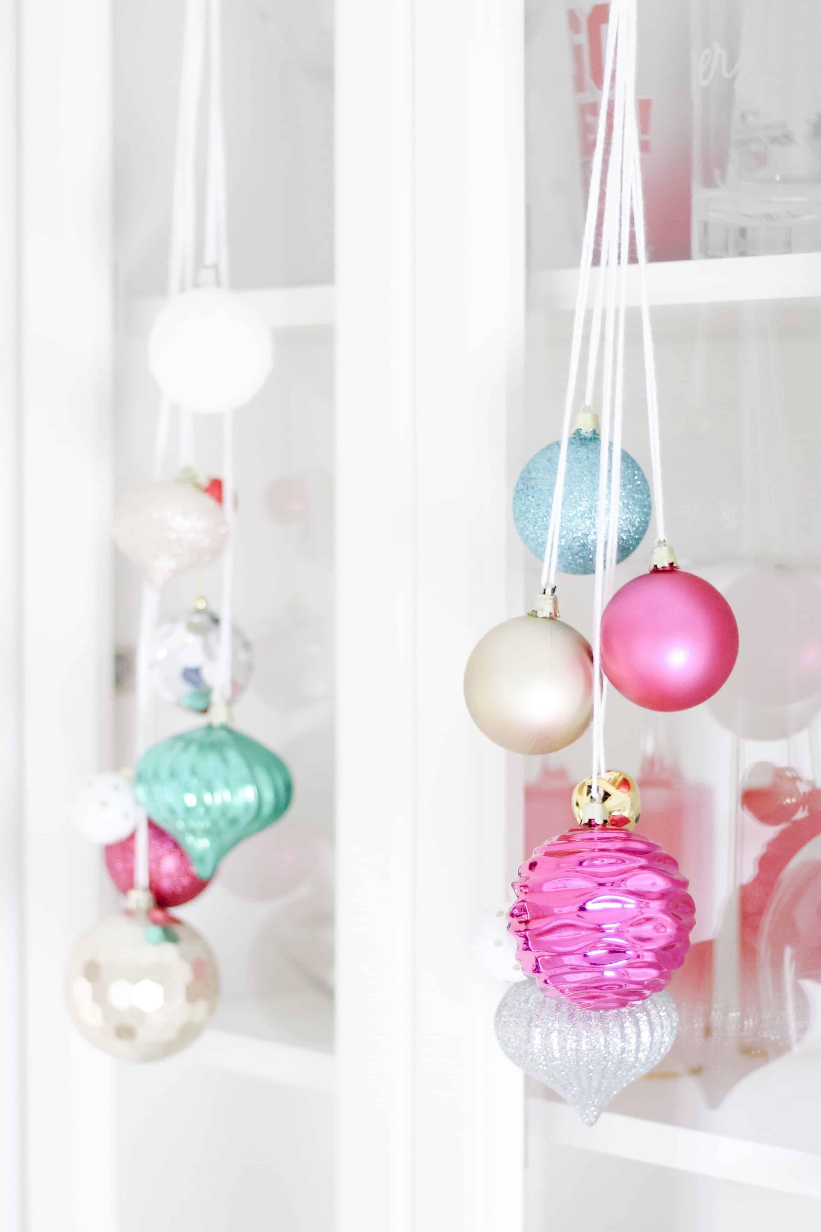 hanging ornaments in doors