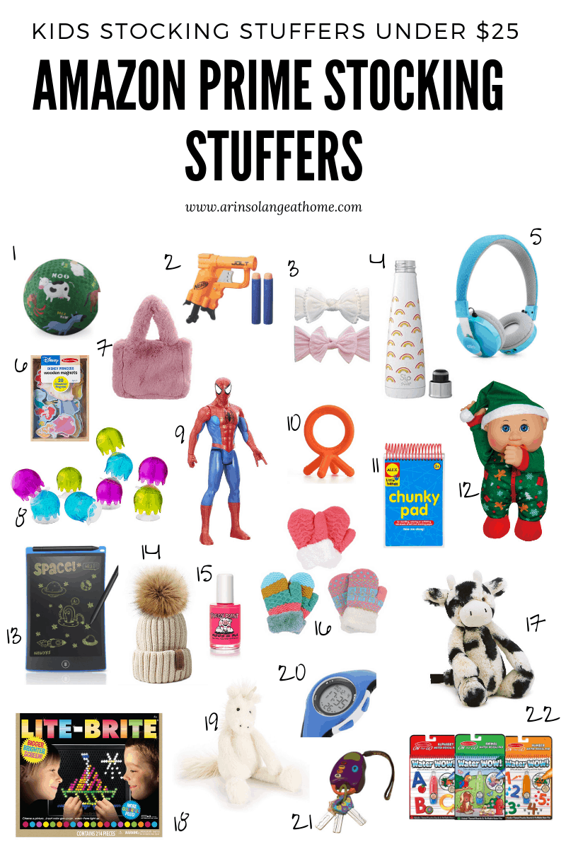 Kids stocking stuffers from amazon prime