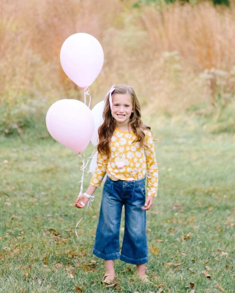 6 year old girl