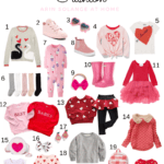 Girls Valentine's Day Outfits