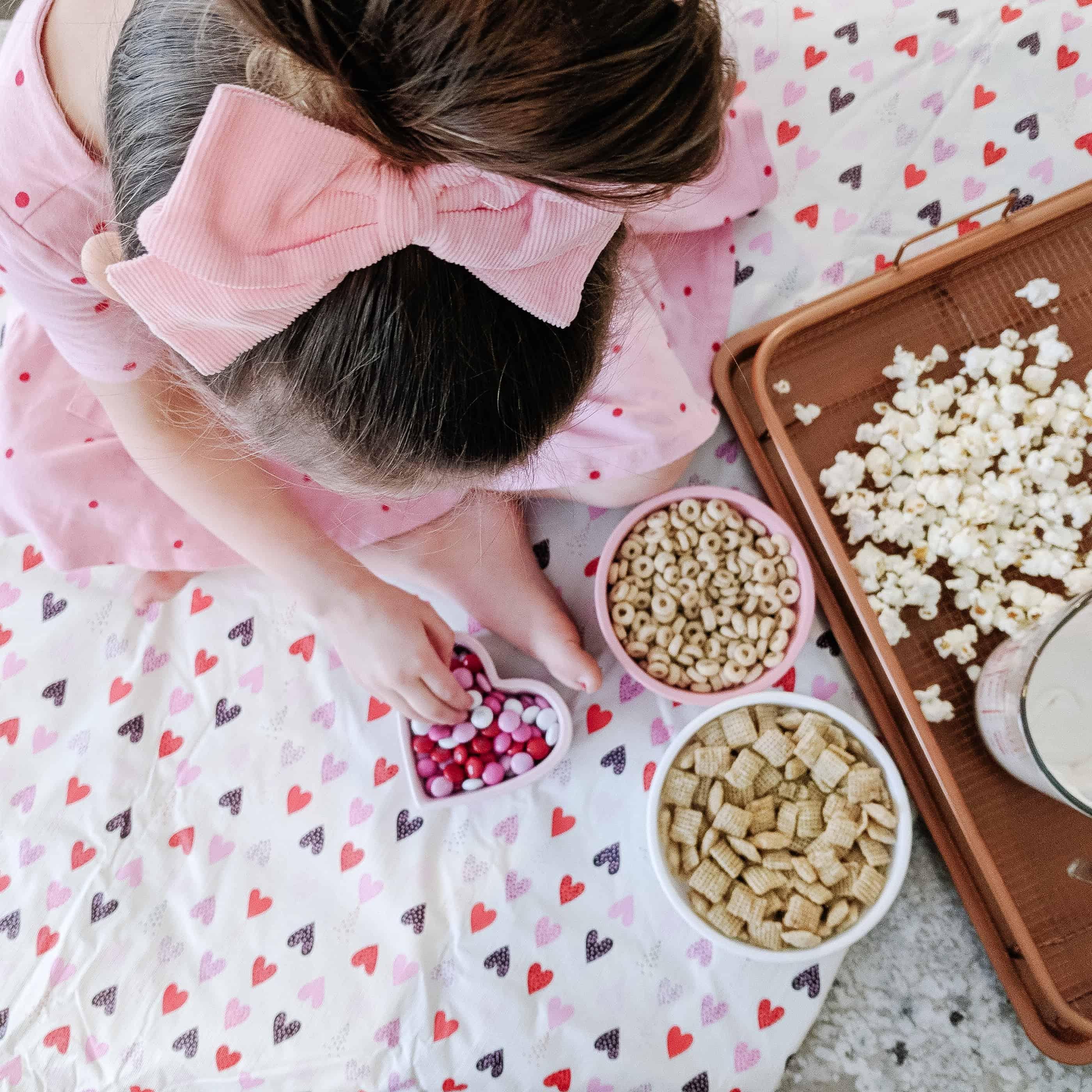 Toddler Valentine's Day Snack