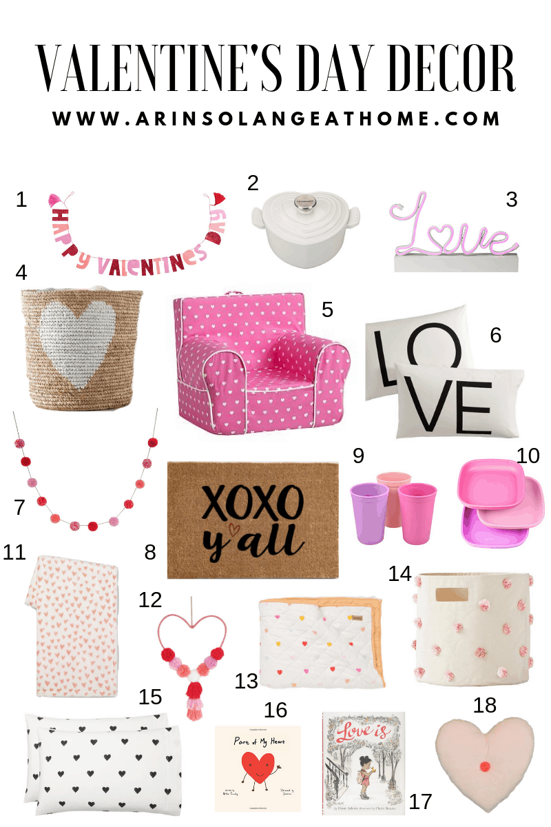 Cute Valentines Day Decor Finds