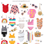 Best Swimsuits for Toddler Girls