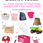 Unique Easter Basket Ideas Kids Love