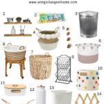 Decorative Storage from Amazon