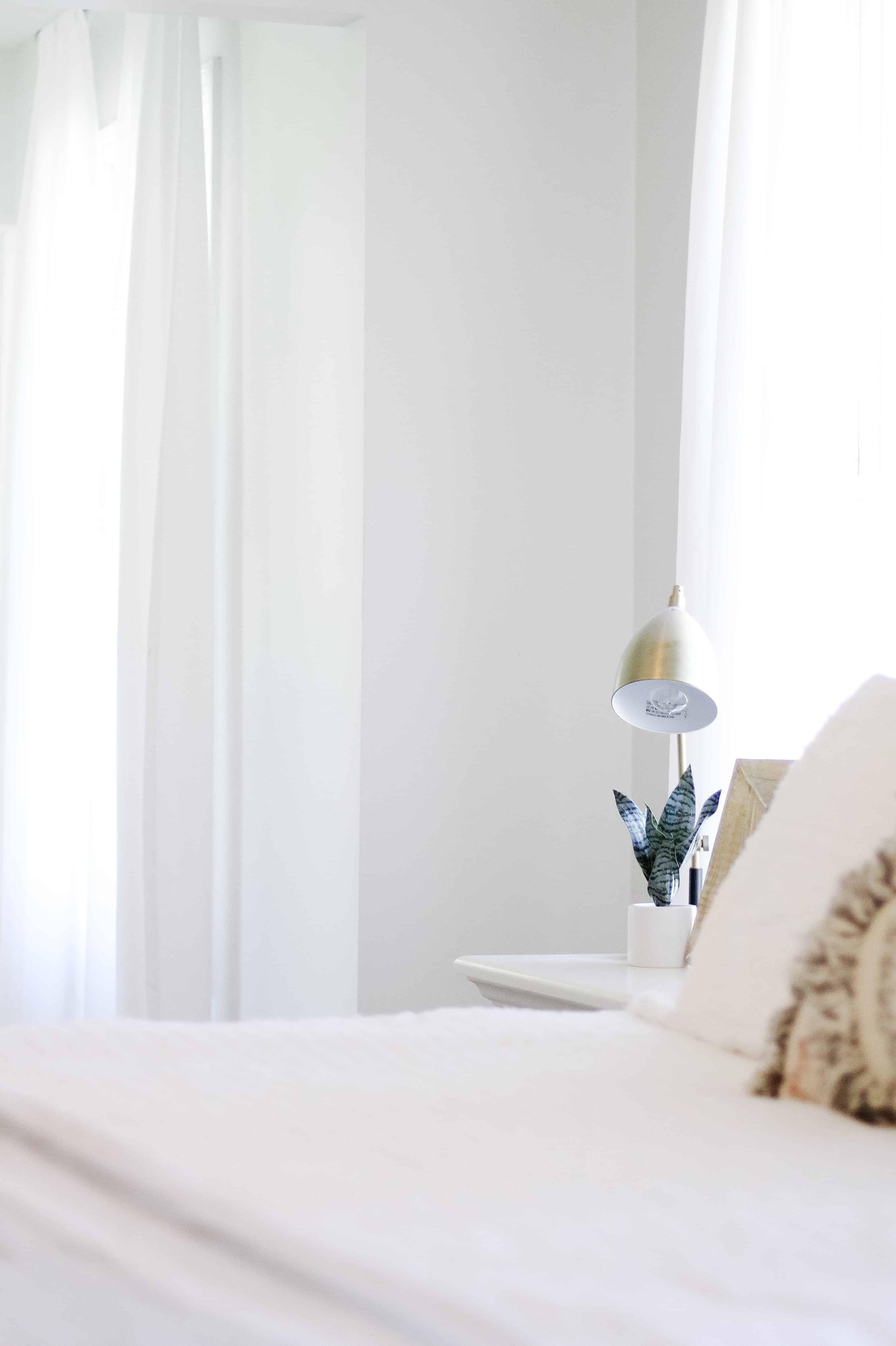 bright white master bedroom