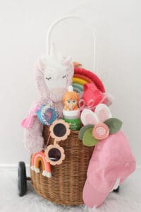 Little Girls Easter Basket Fillers