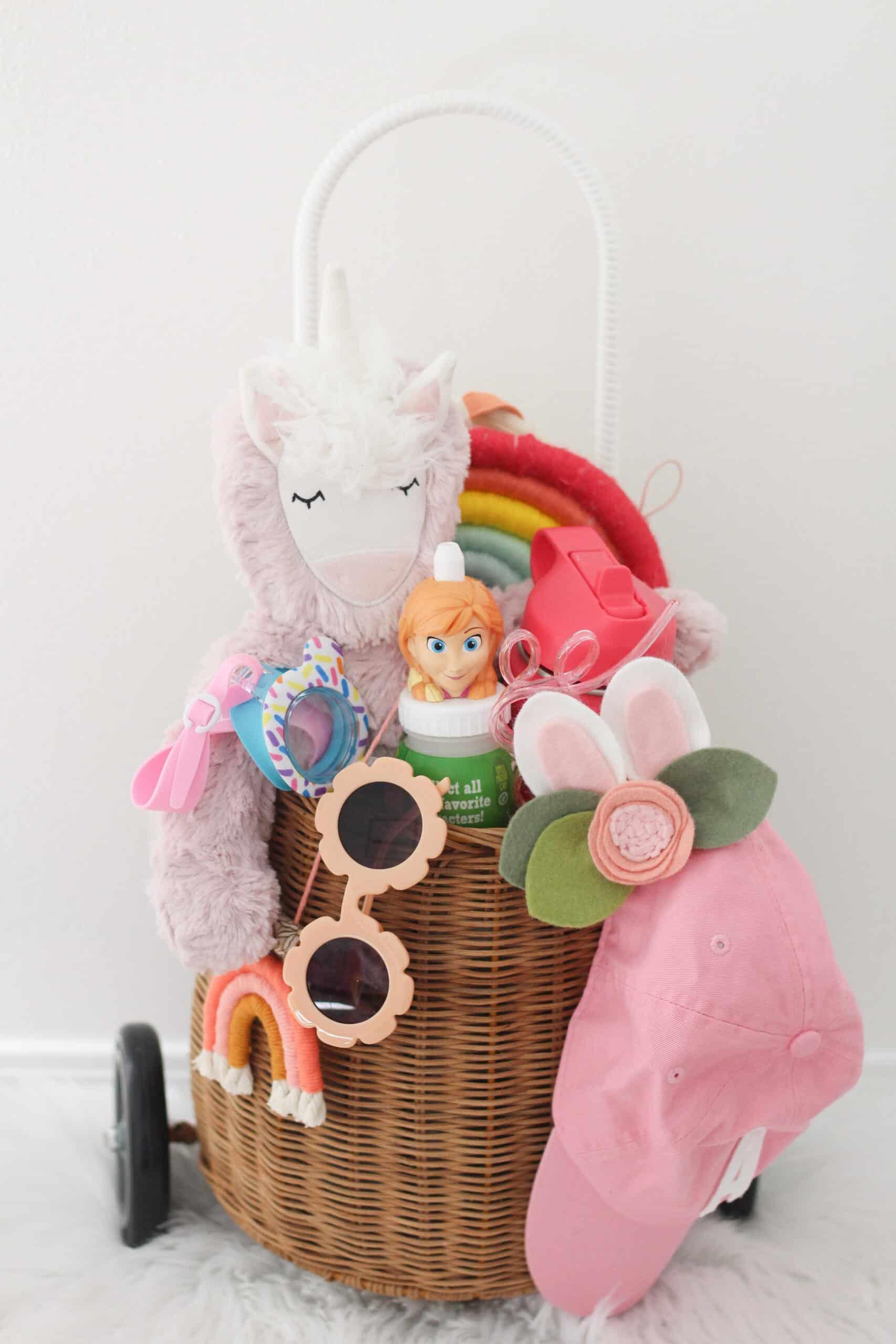 Little Girls Easter Basket Fillers