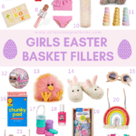 Girls Easter Basket Fillers They'll Love