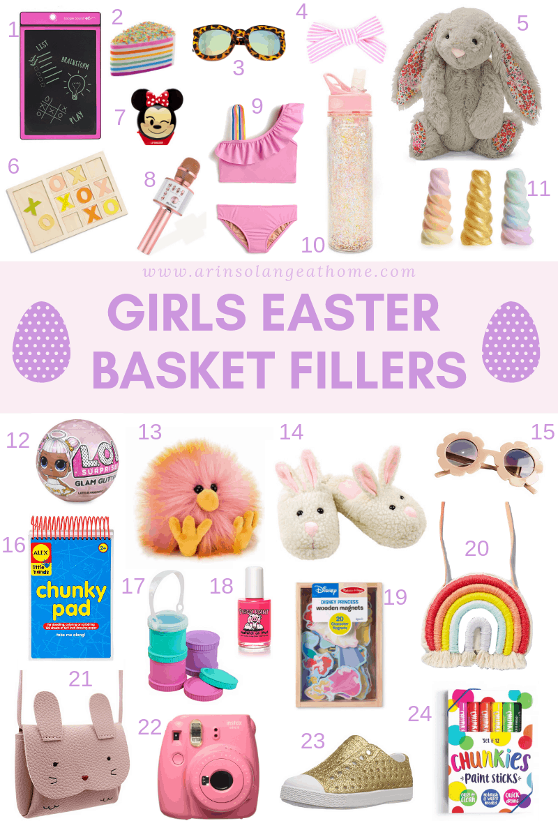 Girls Easter Basket Fillers