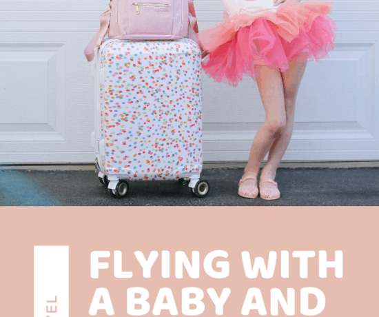 Flying with a baby and Kids image