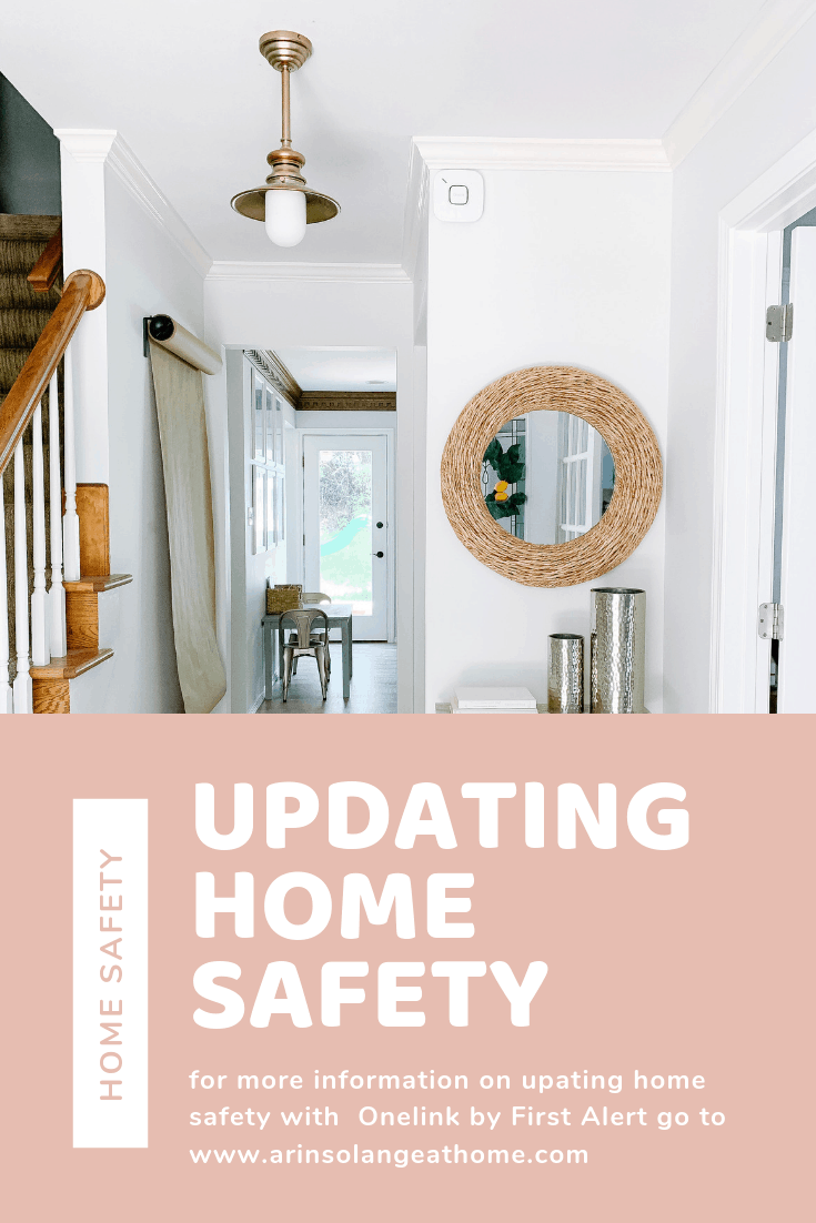 Updating home safety