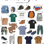 Unique Toddler Boy Fall Clothes