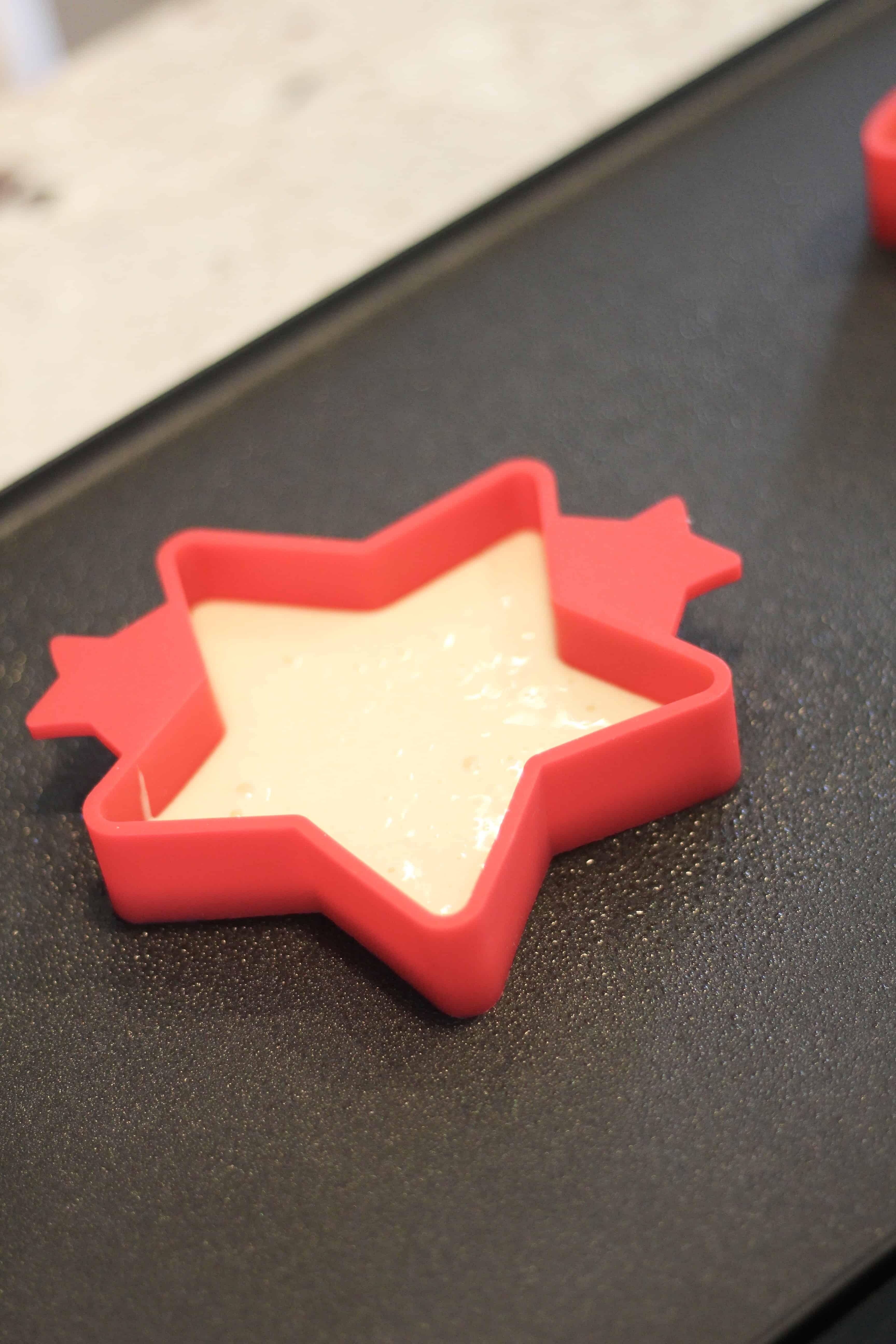 Star Pancake Mold