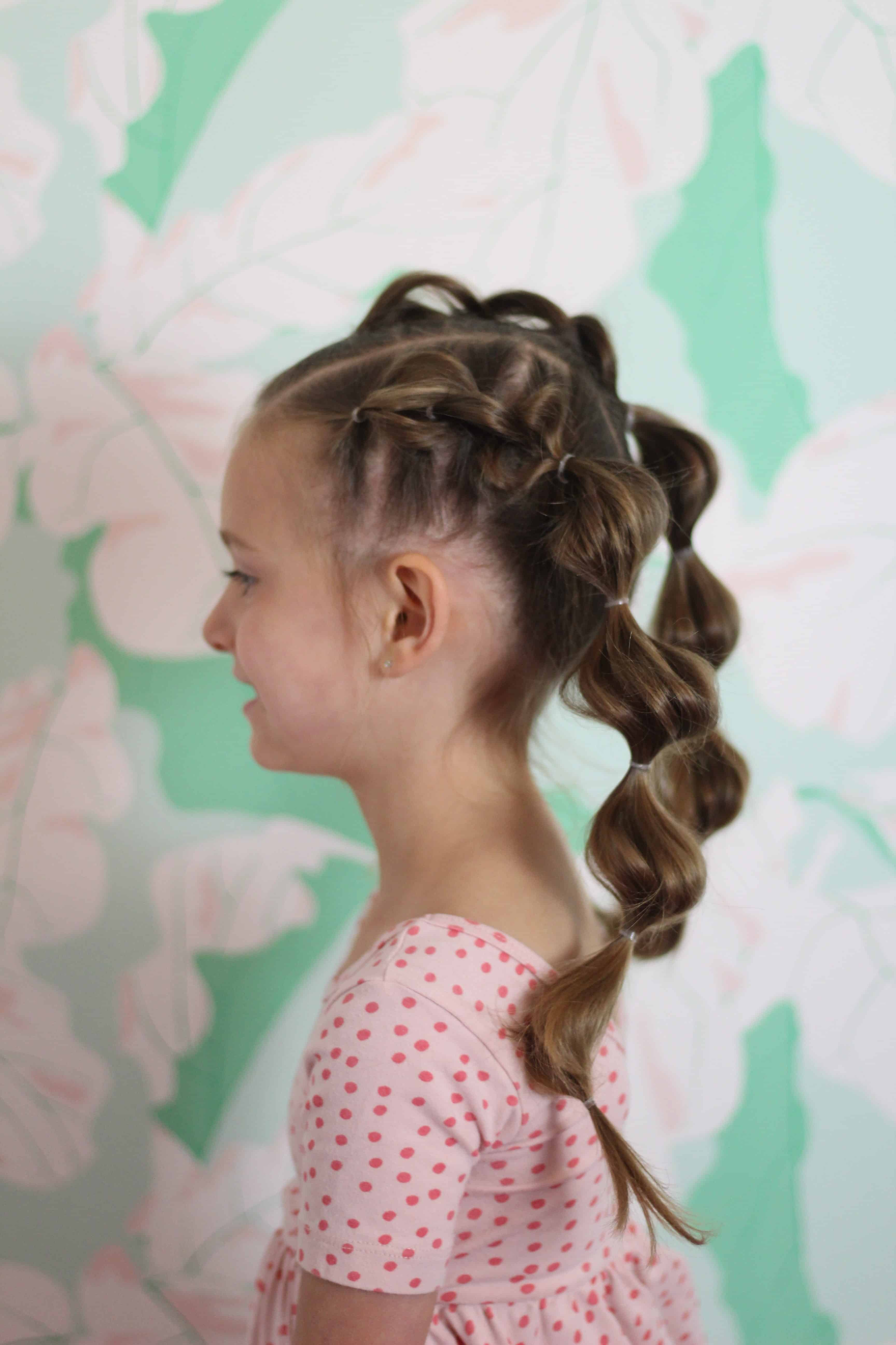 Bubble Braid How to